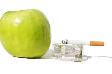 Как бросить курить и не поправиться: вес и никотин – есть ли взаимосвязь?